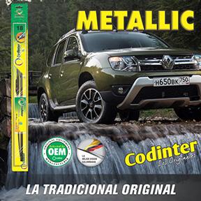 Catálogo Metallic